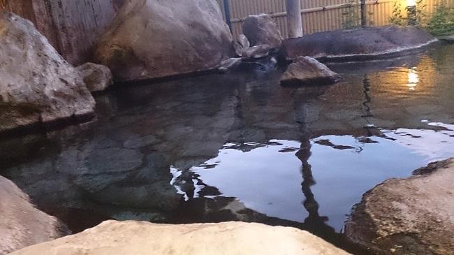彩岳館 大浴場 露天風呂3