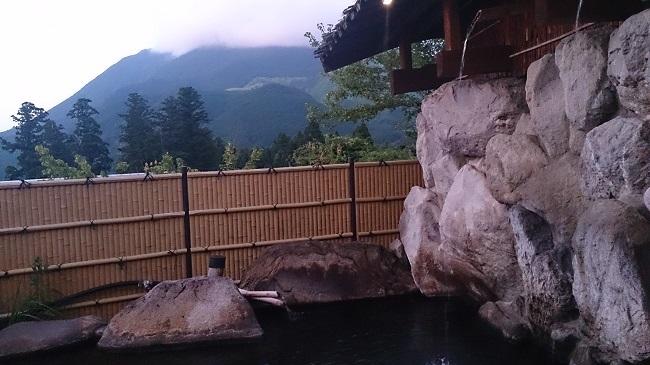 彩岳館 大浴場 露天風呂4