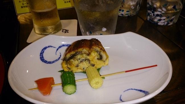彩岳館 夕食料理3
