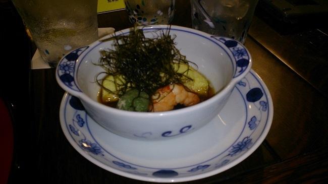 彩岳館 夕食料理4