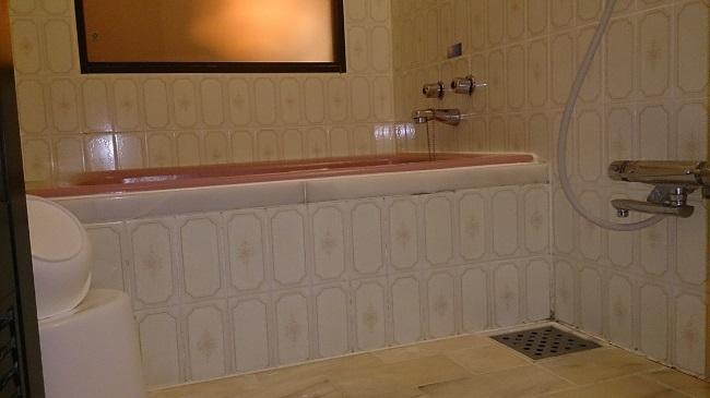 ホテルアネックス 部屋 バスルーム