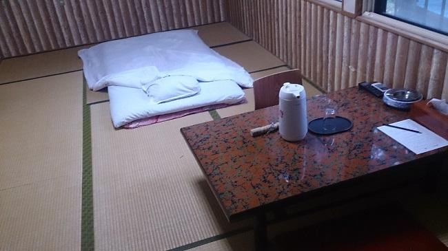 正観湯温泉旅館 和室2
