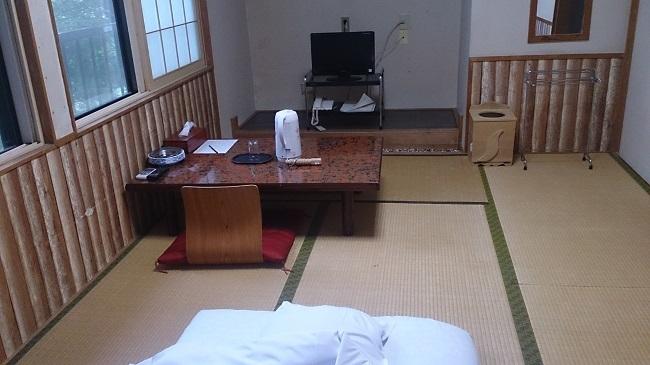 正観湯温泉旅館 和室1