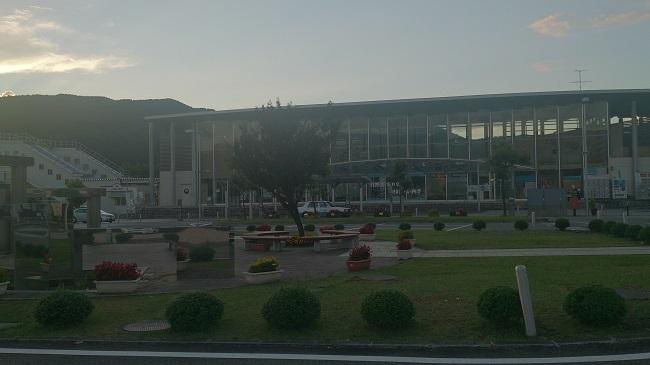 田沢湖駅2