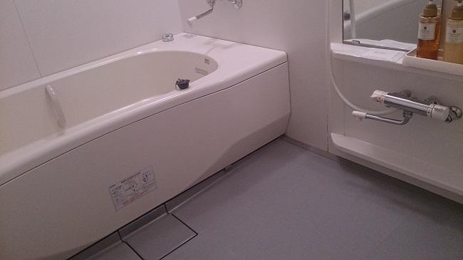 那須塩原ステーションホテル 部屋 バスルーム