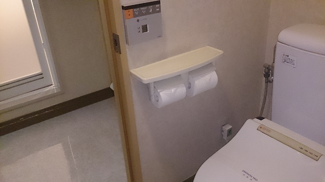 那須塩原ステーションホテル 部屋 トイレ