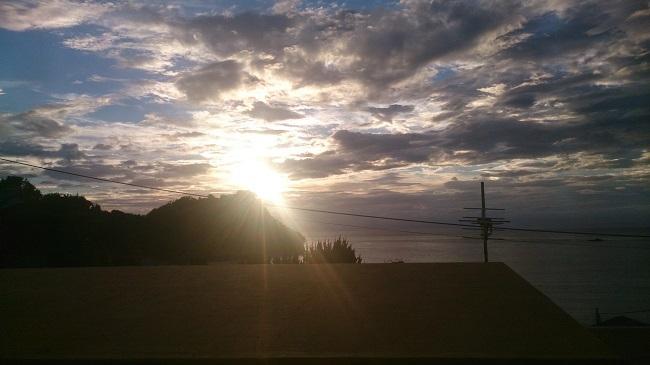 御宿 喜久丸 部屋からの眺望