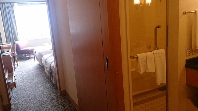 ホテル日航熊本 部屋