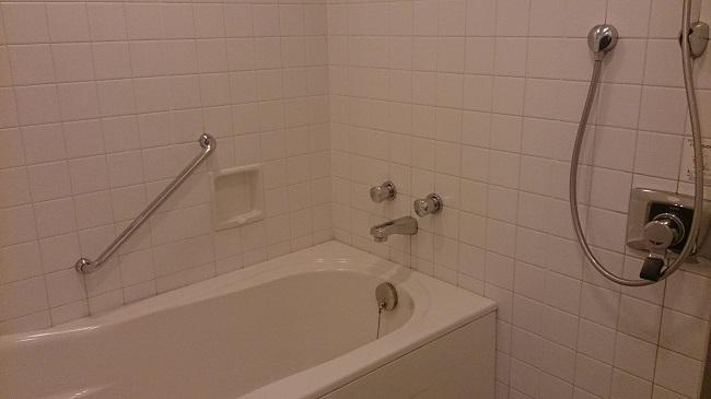 ホテル日航熊本 部屋 バスルーム
