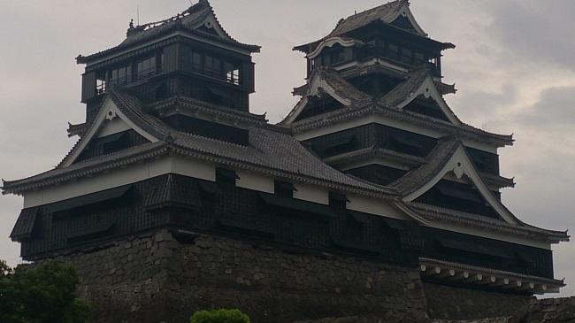 熊本城 本丸1