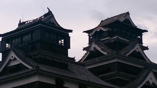 熊本城 本丸2