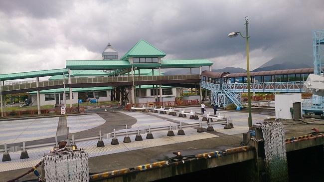 熊本港ターミナル