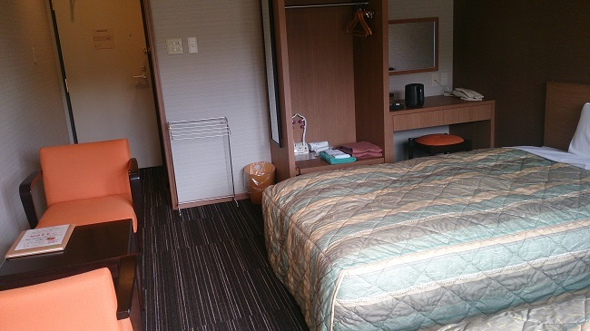 青雲荘 部屋2