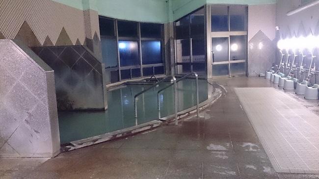 青雲荘 内湯大浴場