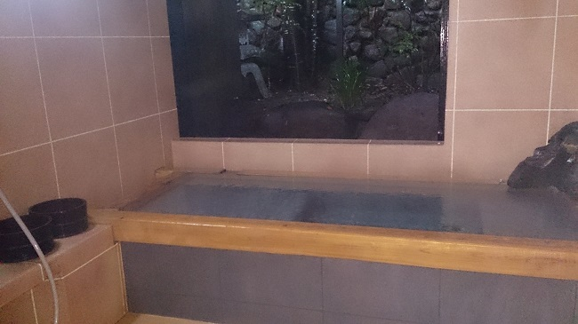 和の宿夢月 貸切風呂 寝湯