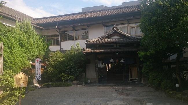 芳野旅館 外観