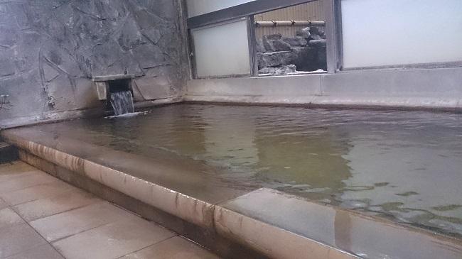 芳野旅館 大浴場 内風呂