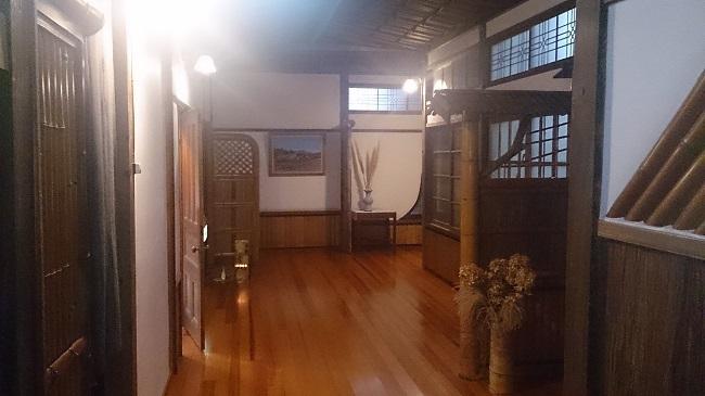 芳野旅館 廊下
