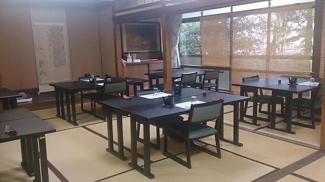 芳野旅館 食事処
