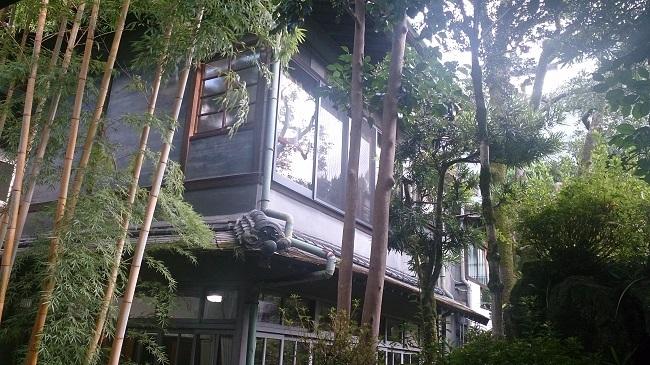 芳野旅館 文人の部屋