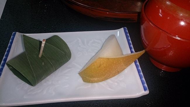 芳野旅館 夕食料理 デザート