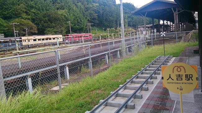 人吉鉄道ミュージアム2