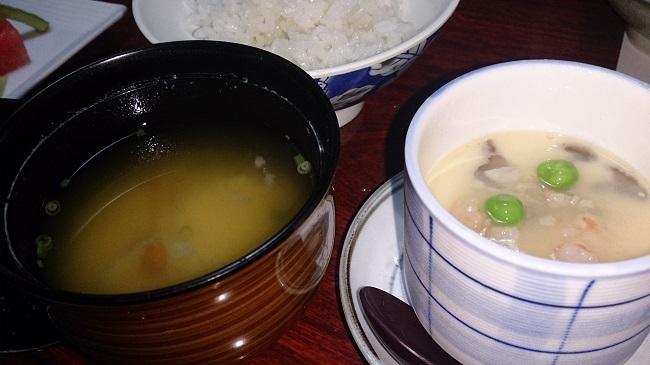 神の郷温泉 夕食和会席