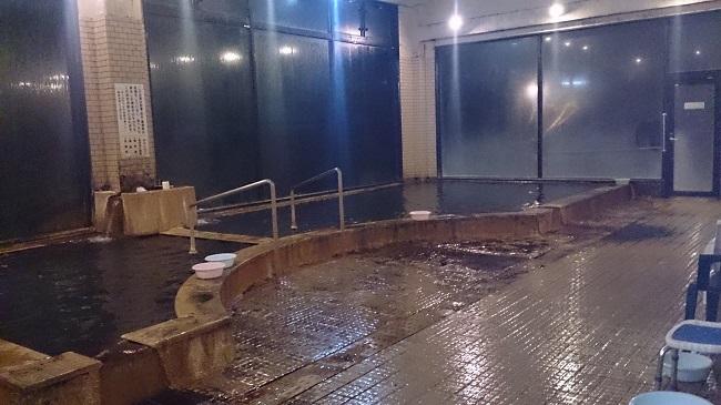 神の郷温泉 大浴場 内風呂1