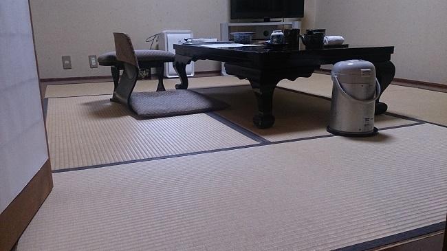 浜膳旅館 部屋 和室1