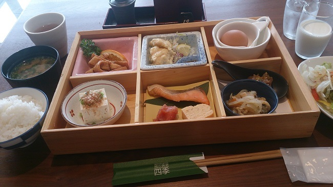 JR九州ホテル ブラッサム大分 朝食
