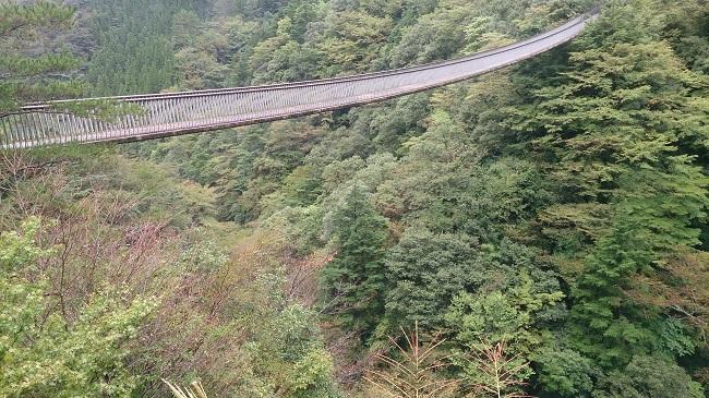 梅ノ木轟吊橋1