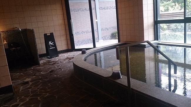 リゾーピア別府 大浴場 内風呂1