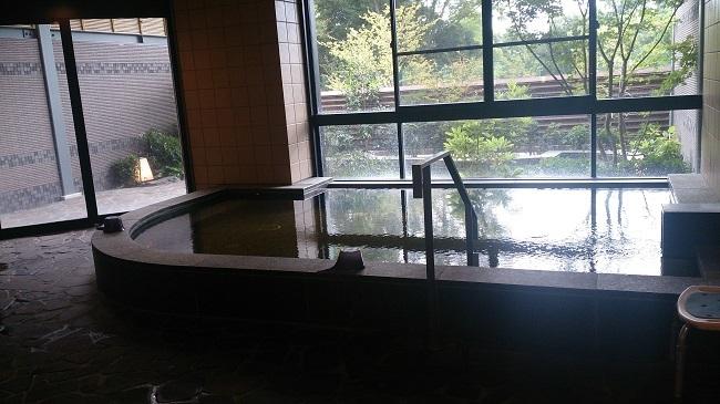 リゾーピア別府 大浴場
