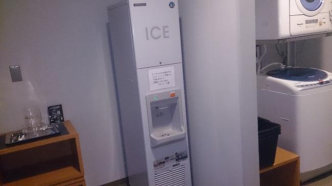 リゾーピア別府 製氷機