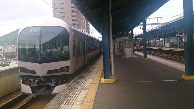 鉄道四国一周 瀬戸大橋線 快速