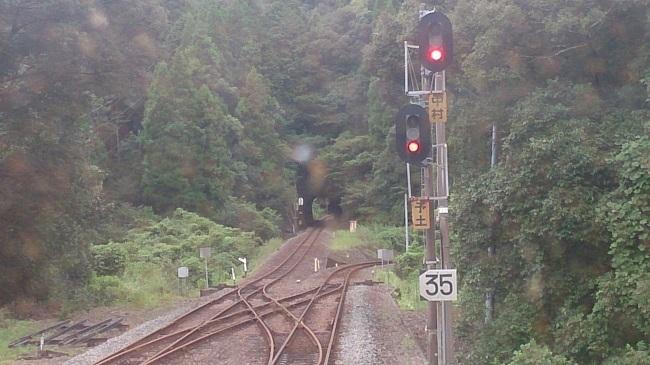 鉄道四国一周 予土線 土佐くろしお鉄道 分かれ