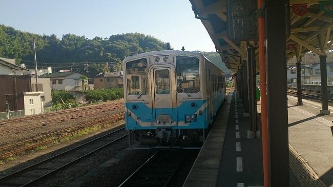 鉄道四国一周 予讃線松山行き