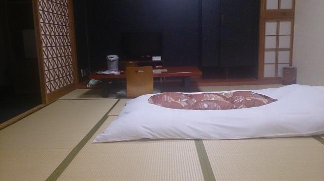 道後彩朝楽 和室2