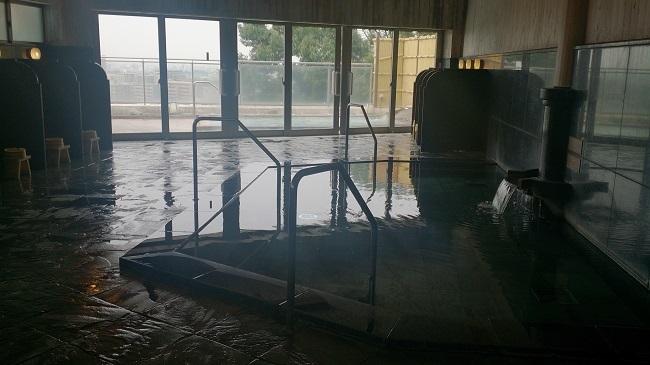 道後彩朝楽 大浴場 内風呂