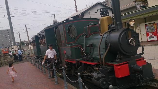 坊っちゃん列車2