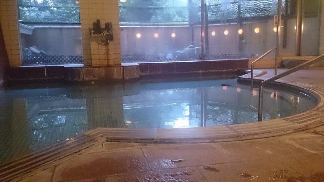 伊東第一ホテル 大浴場 内風呂1