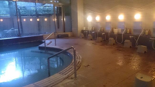 伊東第一ホテル 大浴場 内風呂2