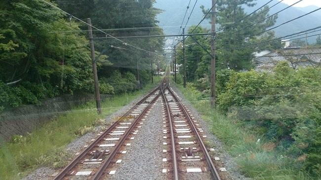 箱根登山ケーブルカー2