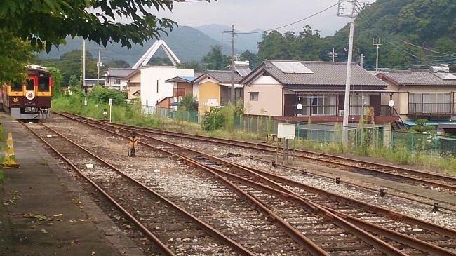 わたらせ渓谷鐡道 大間々駅2