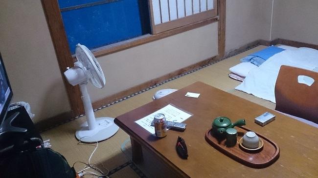 民宿浜の湯 和室