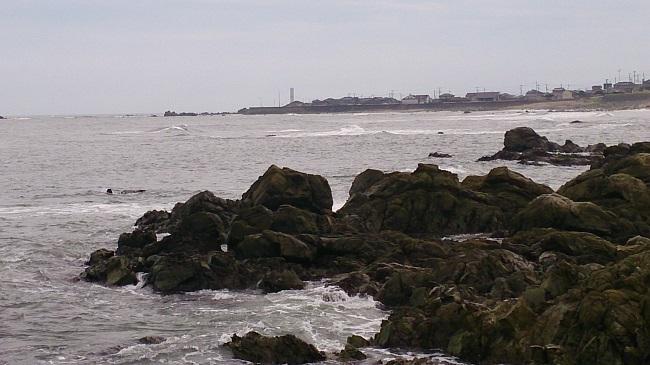 銚子犬吠海岸