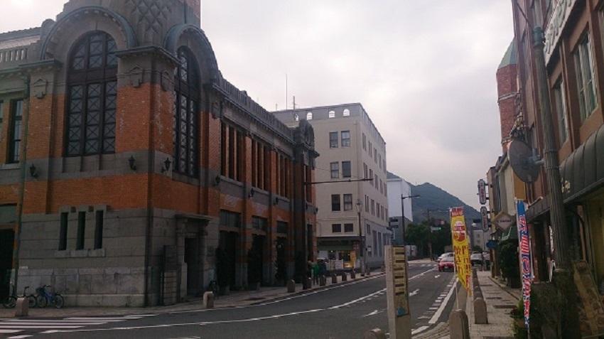 門司港レトロ 大阪商船