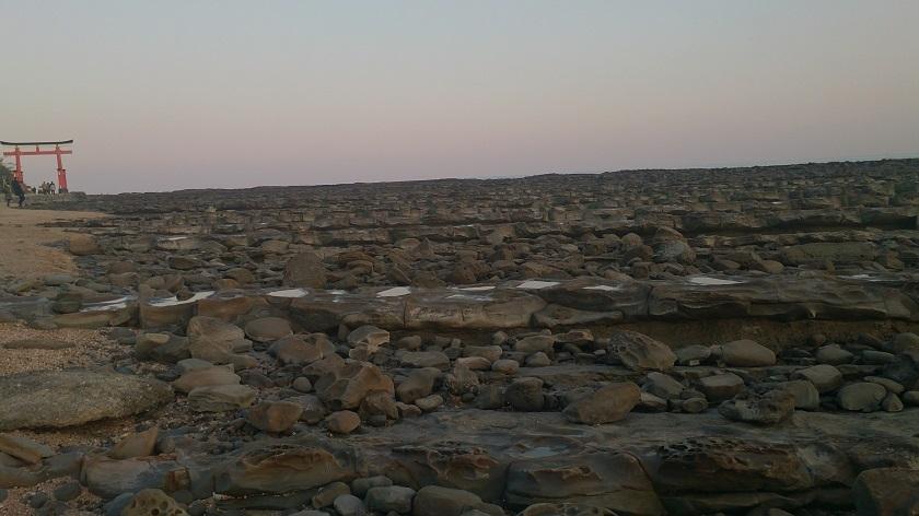鬼の洗濯岩2