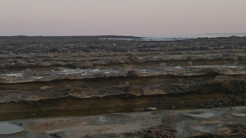 鬼の洗濯岩3