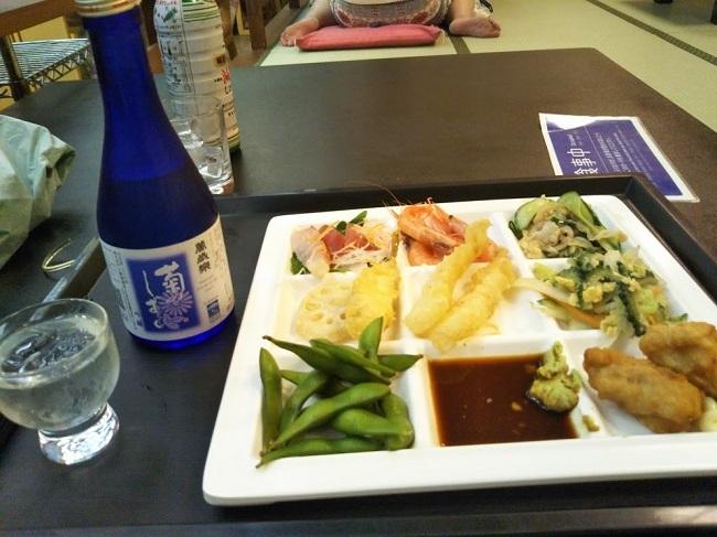 湯快リゾート片山津温泉 夕食バイキング